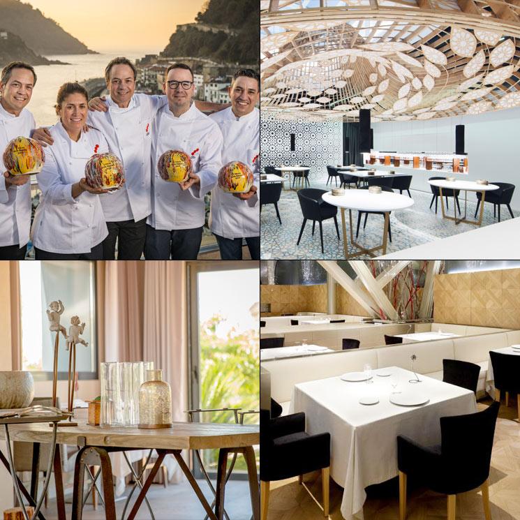 Y los mejores restaurantes de España son…