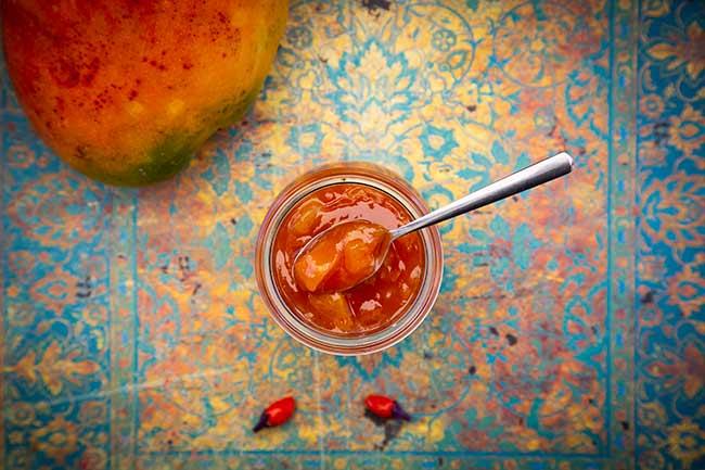 chutney-mango