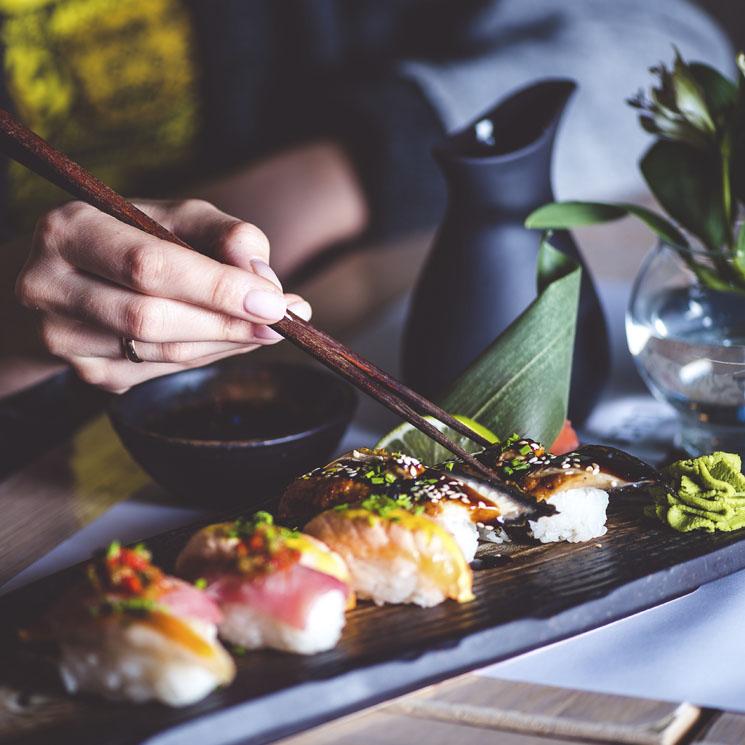 Tendencias 'gastro': este es el maridaje que triunfa con el 'sushi'