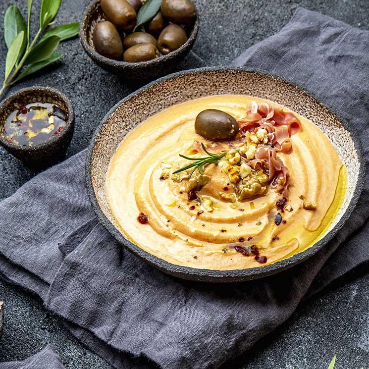 Salmorejo, gazpacho y otros platos que la thermomix te facilita enormemente
