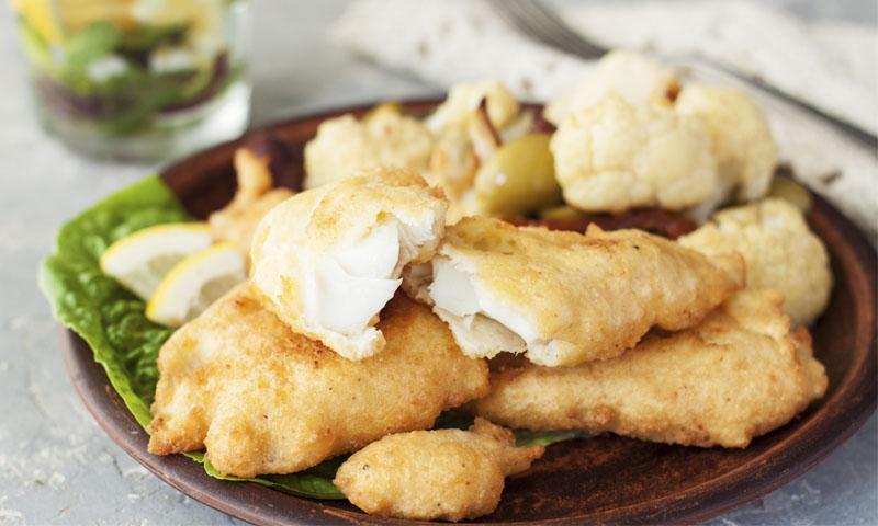 ¿Buscas una cena ligera? Apunta estas propuestas con bacalao