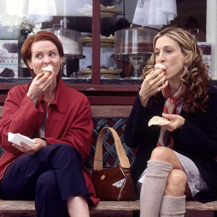 Los 'cupcakes' favoritos de Carrie Bradshaw aterrizan en Madrid… ¿te apetece uno?