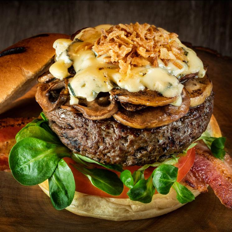 Carnívoros, veganos, celíacos... ¡aquí hay hamburguesas para todos los  gustos!