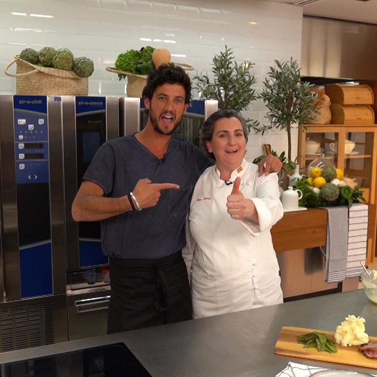 Pepa Muñoz y Jorge Brazález, los nuevos chefs de La Cocina de ¡HOLA!