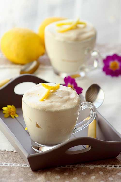 mousse-limon