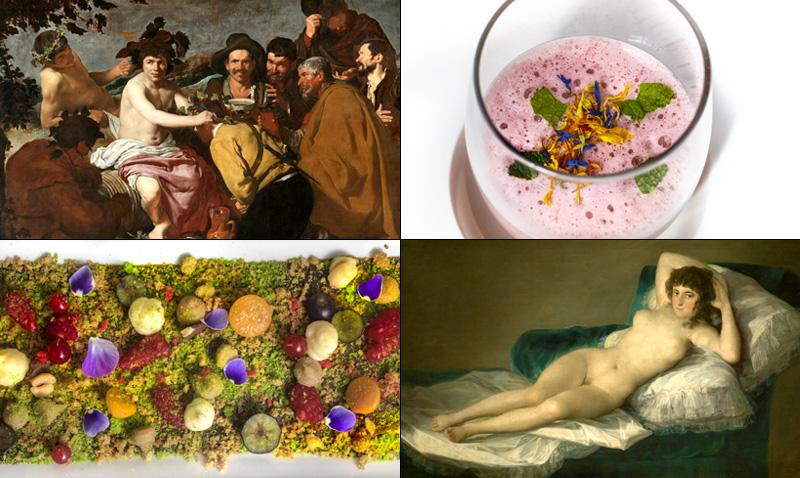 ¿'Comerse' los cuadros más famosos del Museo del Prado? ¡Sí, es posible!
