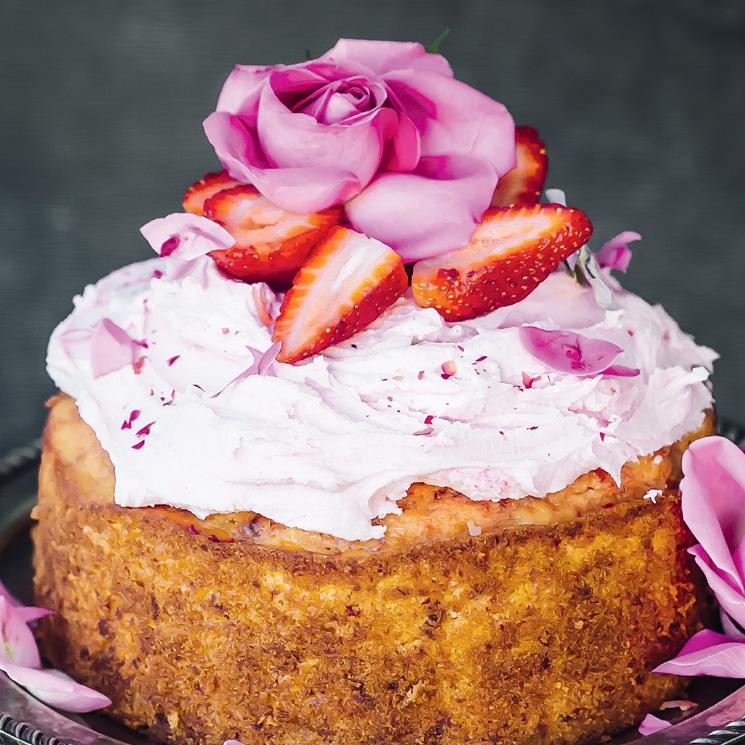 Recetas irresistibles para celebrar el 'Día Internacional de la fresa'