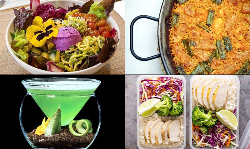 'Batch Cooking', 'Heura', 'Realfooding'… ¿cuántos de estos conceptos gastro conoces?