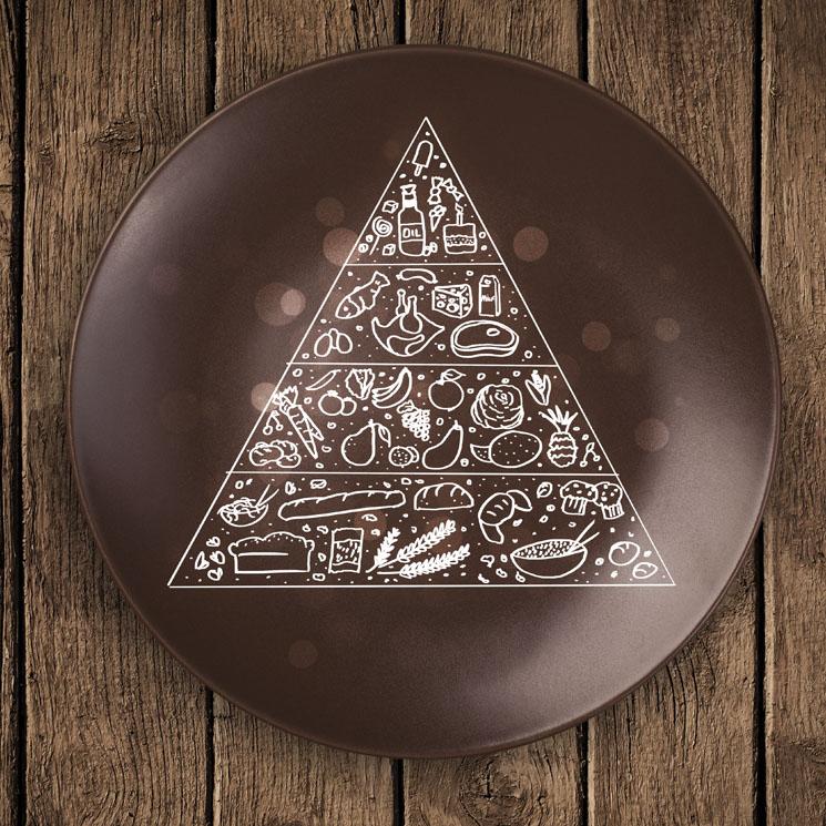 La pirámide nutricional no es para todos
