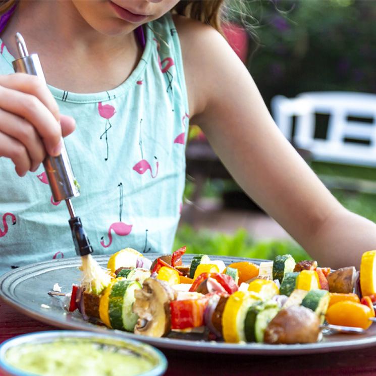 Dieta vegetariana y vegana: ¿es saludable para nuestros hijos?