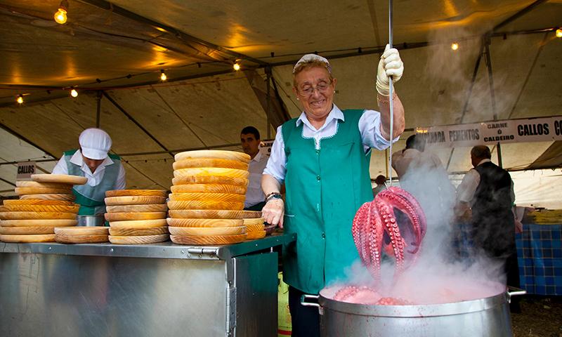 Apúntate a la fiesta: ferias gastronómicas por toda España