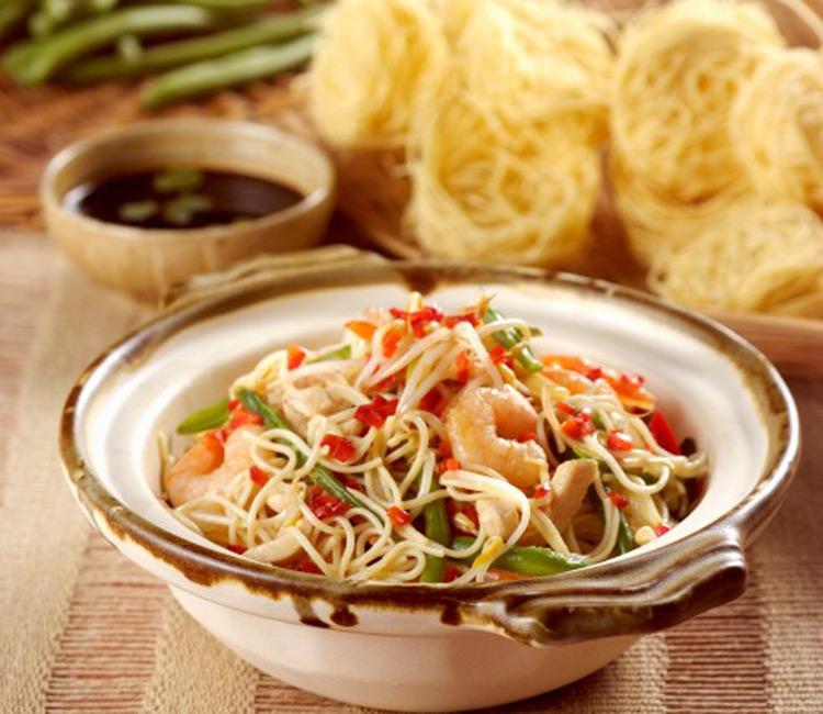espaguetis-pollo