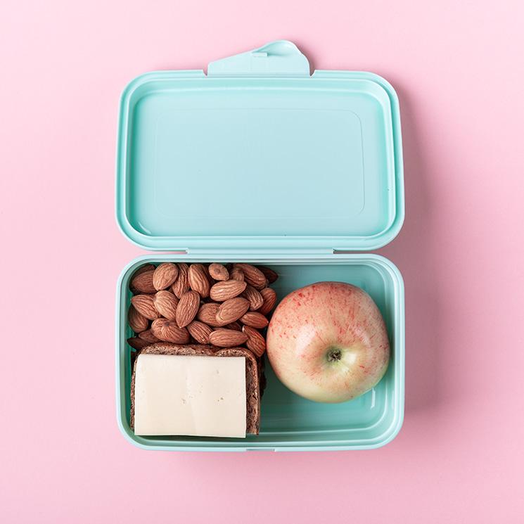 merienda de dieta para niños