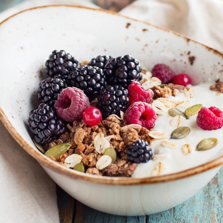 Cinco buenas razones para incluir las moras en tu dieta (y cuatro recetas deliciosas)