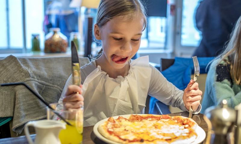 Restaurantes 'family friendly' para disfrutar como un niño