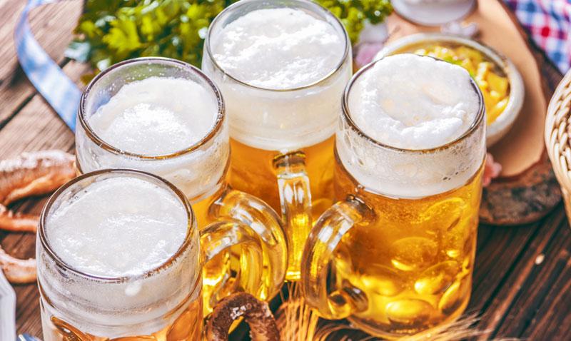 Cerveza para 'dummies': curiosidades sobre la bebida estrella del 'Oktoberfest'