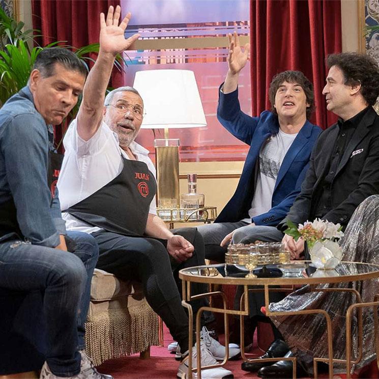 Los Chunguitos se despiden de su aventura en 'MasterChef Celebrity 4'