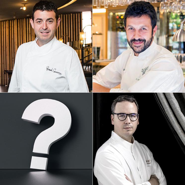 Votación: ¿cuál de estos chefs quieres que gane el 'Premio Nacional de Gastronomía'?