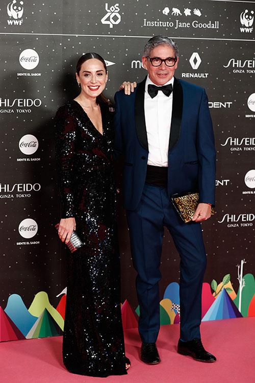 Tamara Falcó y Boris Izaguirre