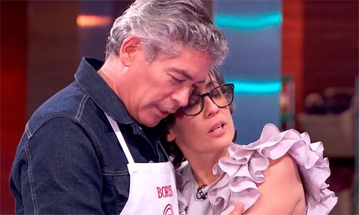 Boris y Valentina Izaguirre