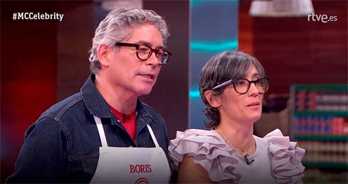 Boris Izaguirre y su hermana Valentina
