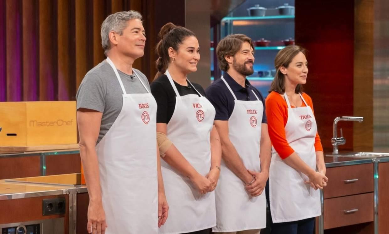 Los 'momentazos' que los finalistas de 'Masterchef Celebrity 4' mostraron en la cocina
