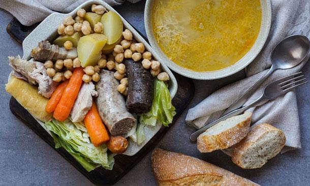 El cocido, un plato que nos une
