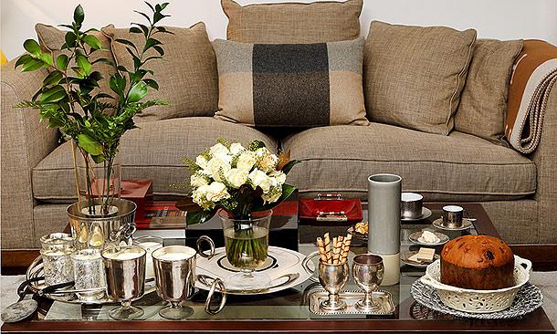 'El arte de decorar la mesa' por Fiona Ferrer: una salón de té para Acción de Gracias