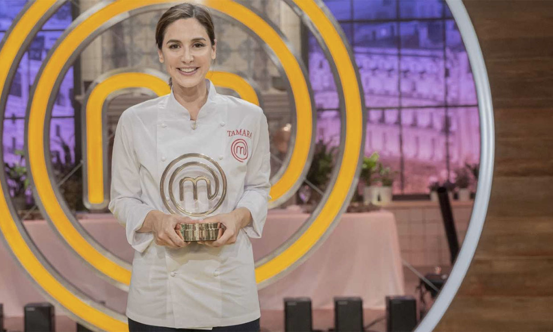 Tamara Falcó se hace con el título de 'MasterChef Celebrity 4'