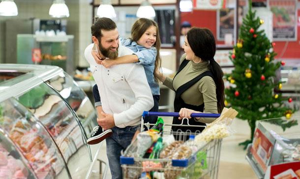 Compra ahora, congela y no gastes de más esta Navidad