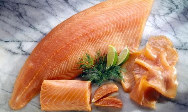 7 ideas para tus recetas navideñas con salmón