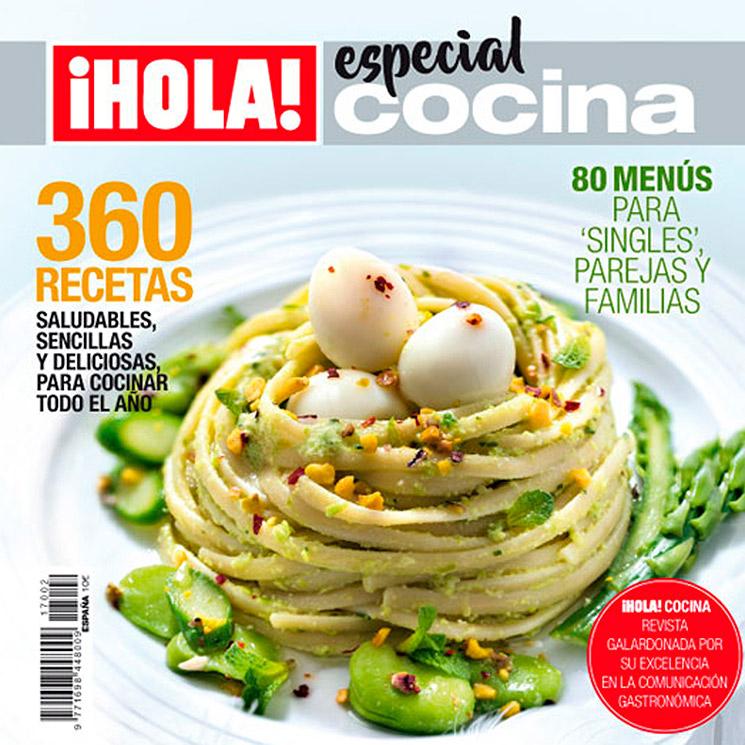 Ya está a la venta el nuevo especial de ¡HOLA! Cocina