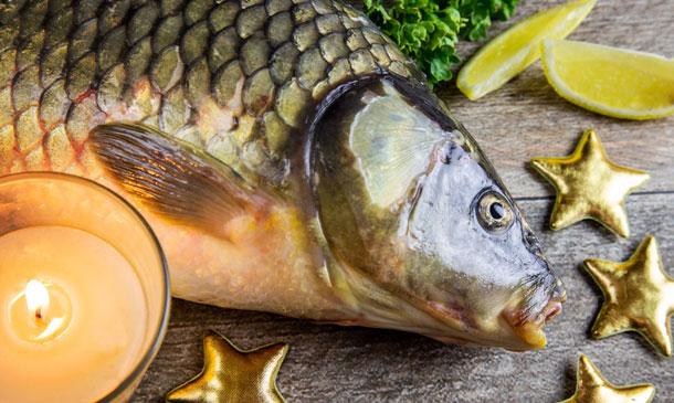 Deliciosas recetas de pescado para Navidad