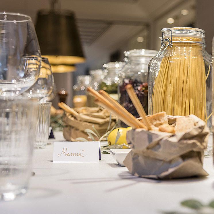 'El arte de decorar la mesa', por Fiona Ferrer: ¿y si decoramos con alimentos?