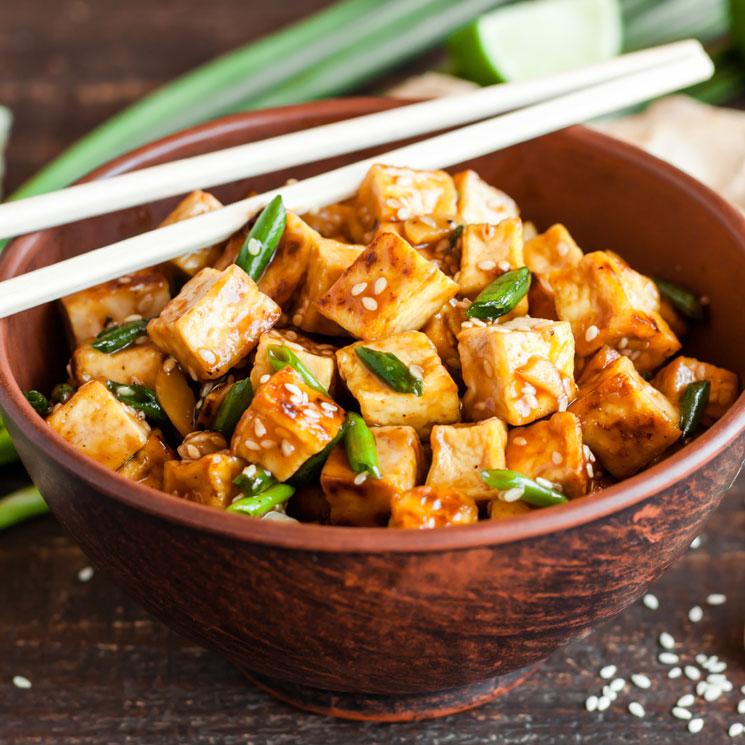 ¿Insípido el tofu?, ¿acaso no te gusta la pasta o el arroz?...