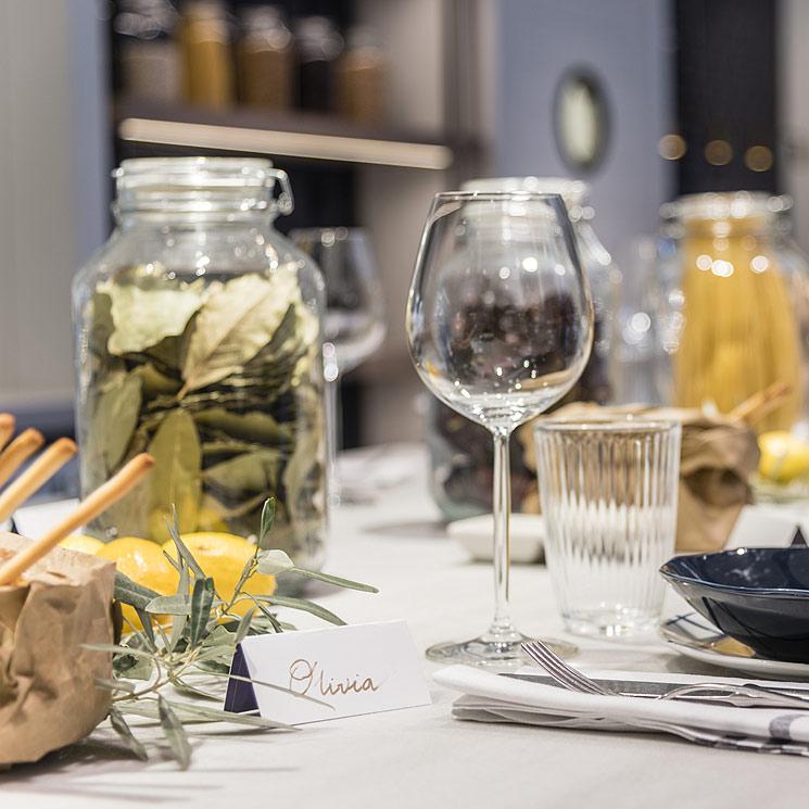 'El arte de decorar la mesa', por Fiona Ferrer: un almuerzo con sabor a mar