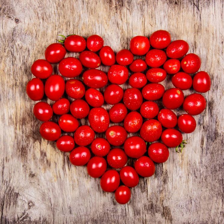 Prueba las recetas más coloridas y sabrosas con tomate cherry