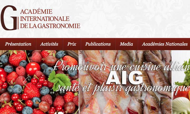 La Academia Internacional de Gastronomía premia a ¡HOLA!