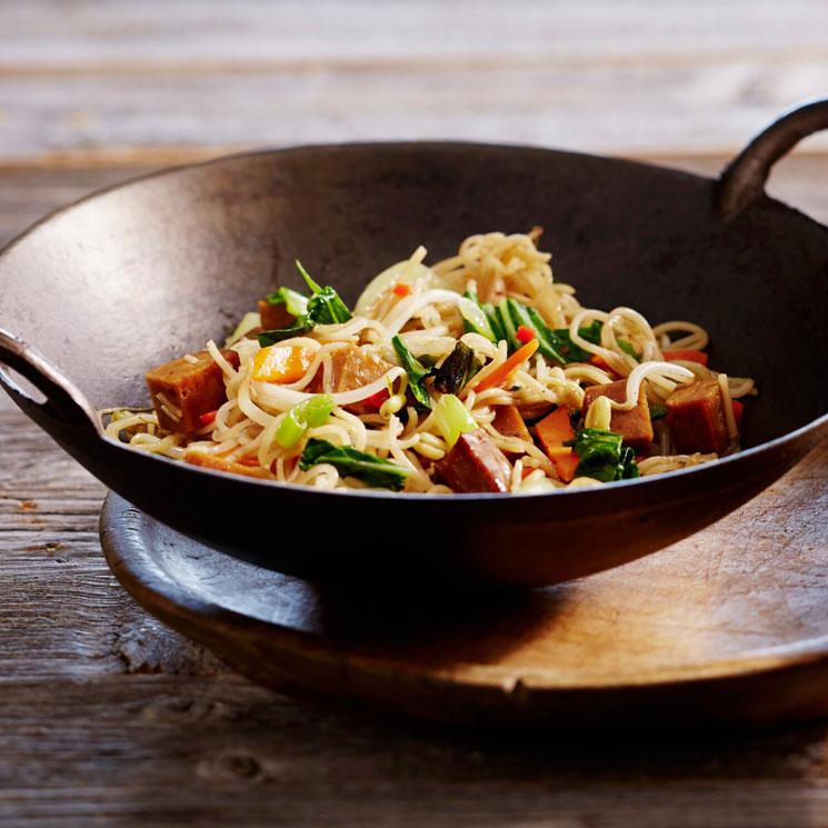 Saltea a golpe de wok