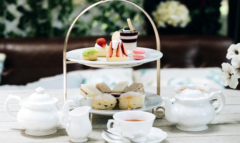 Ideas muy dulces para el 'afternoon tea' más glamuroso