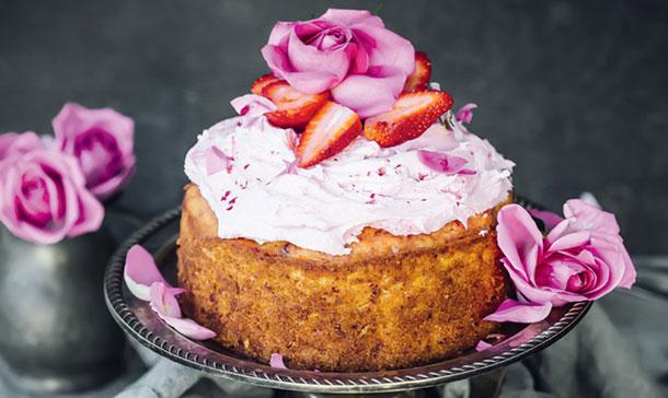 Este San Valentín, díselo con rosas… ¡en el plato!