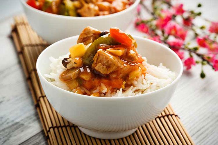 wok-agridulce