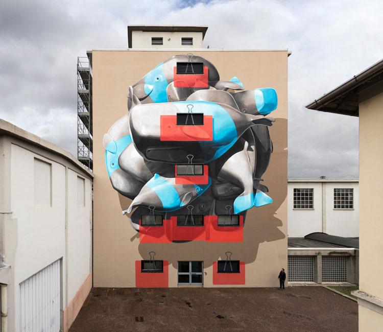 Urvanity, la feria de arte urbano