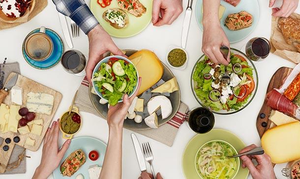 Hora de cenar: recetas saludables para toda la familia