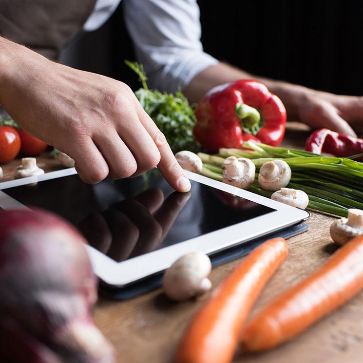 Aprende A Cocinar Desde Tu Ordenador Tablet O Movil