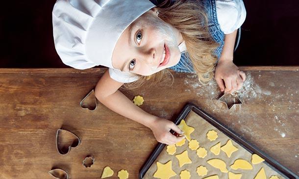 9 recetas para cocinar jugando con los niños (y, de paso, solucionar el desayuno)