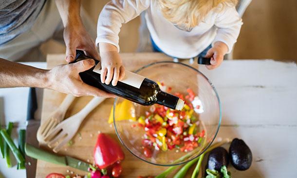 5 virtudes de cocinar con aceite de oliva (y 5 más para nuestra salud)