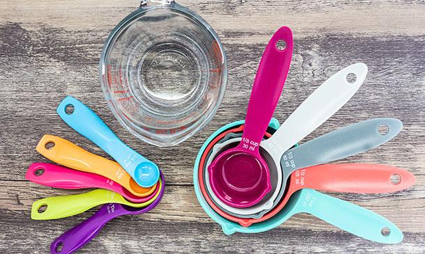Conoce las medidas y equivalencias en cocina para hacer recetas perfectas