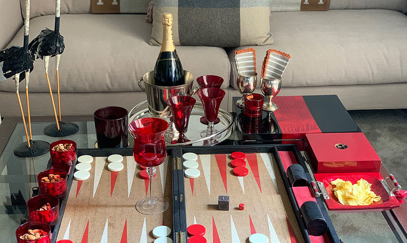 'El arte de decorar la mesa' por Fiona Ferrer Leoni: un aperitivo perfecto