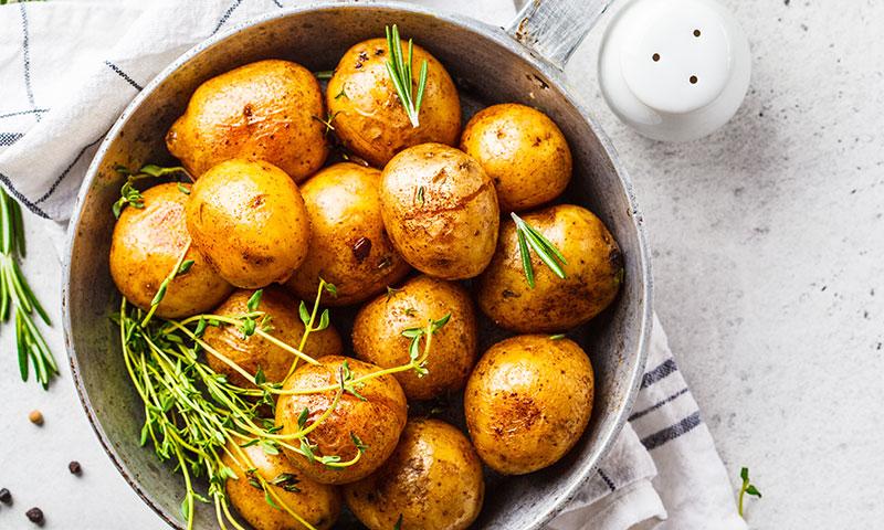 Platos sencillos para sacar el máximo partido a tus patatas
